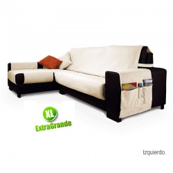 Funda de Sofá Chaise Longue VIENA XL