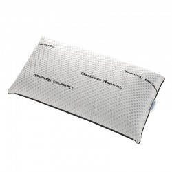 Pillow VISCOELÁSTICA CARBONO NATURAL Todocama