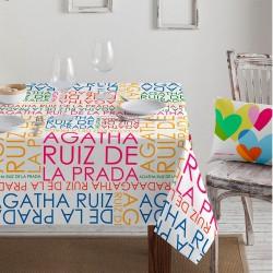 Mantel Algodón 032 Agatha Ruiz de la Prada