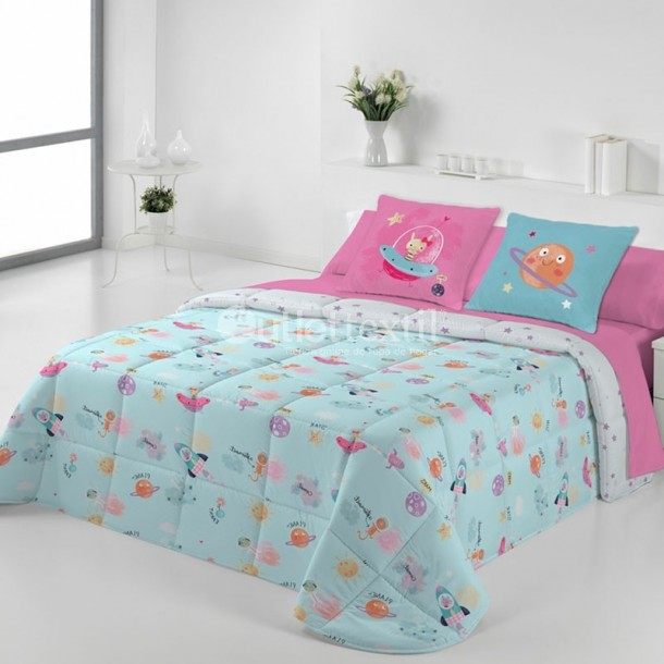 Edredón Conforter PLANET Tejidos JVR