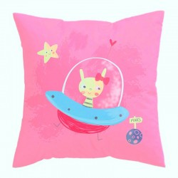 Decorative Cushion PLANET 2 Fabrics JVR