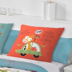 Decorative Cushion TRAFFIC 2 Fabrics JVR