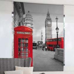 Estor Enrollable Digital LONDRES Zebra Textil