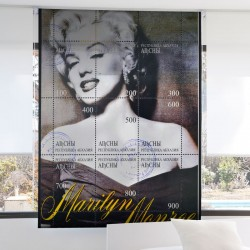 Estor Enrollable Digital MARILYN MONROE Zebra Textil